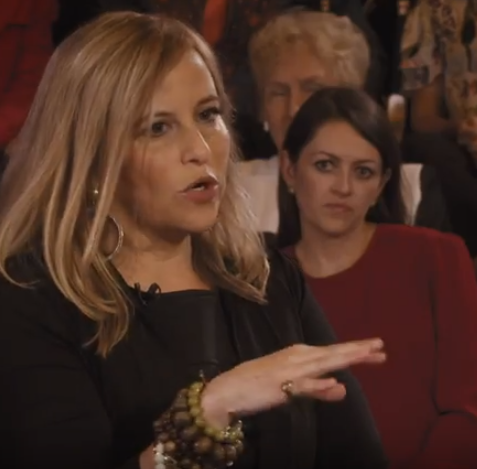Former Nashville Mayor Megan Barry, conservative commentator spar over 'white privilege' on TV show