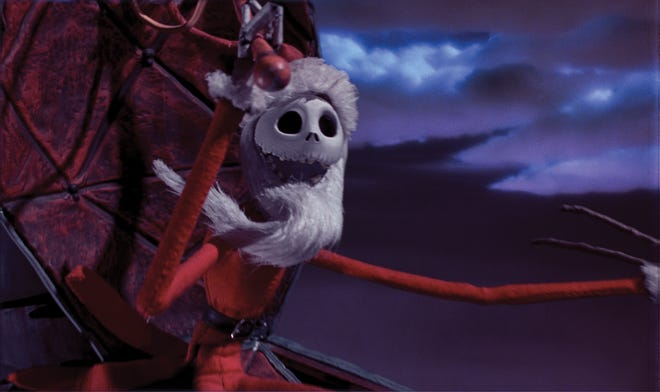 """Nashville Symphony presents Tim Burton's """"The Nightmare Before Christmas"""" in concert Oct. 25-26."""