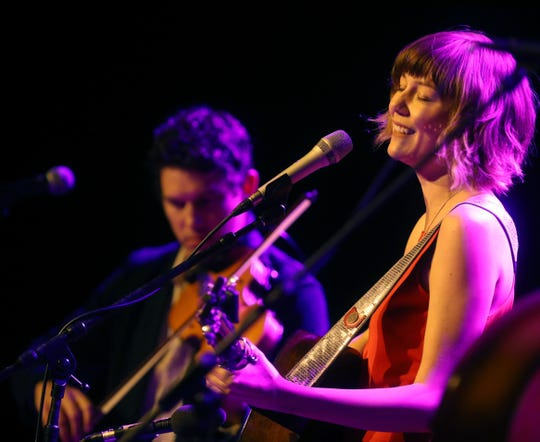 Molly Tuttle will visit Opening Nights Tuesday.
