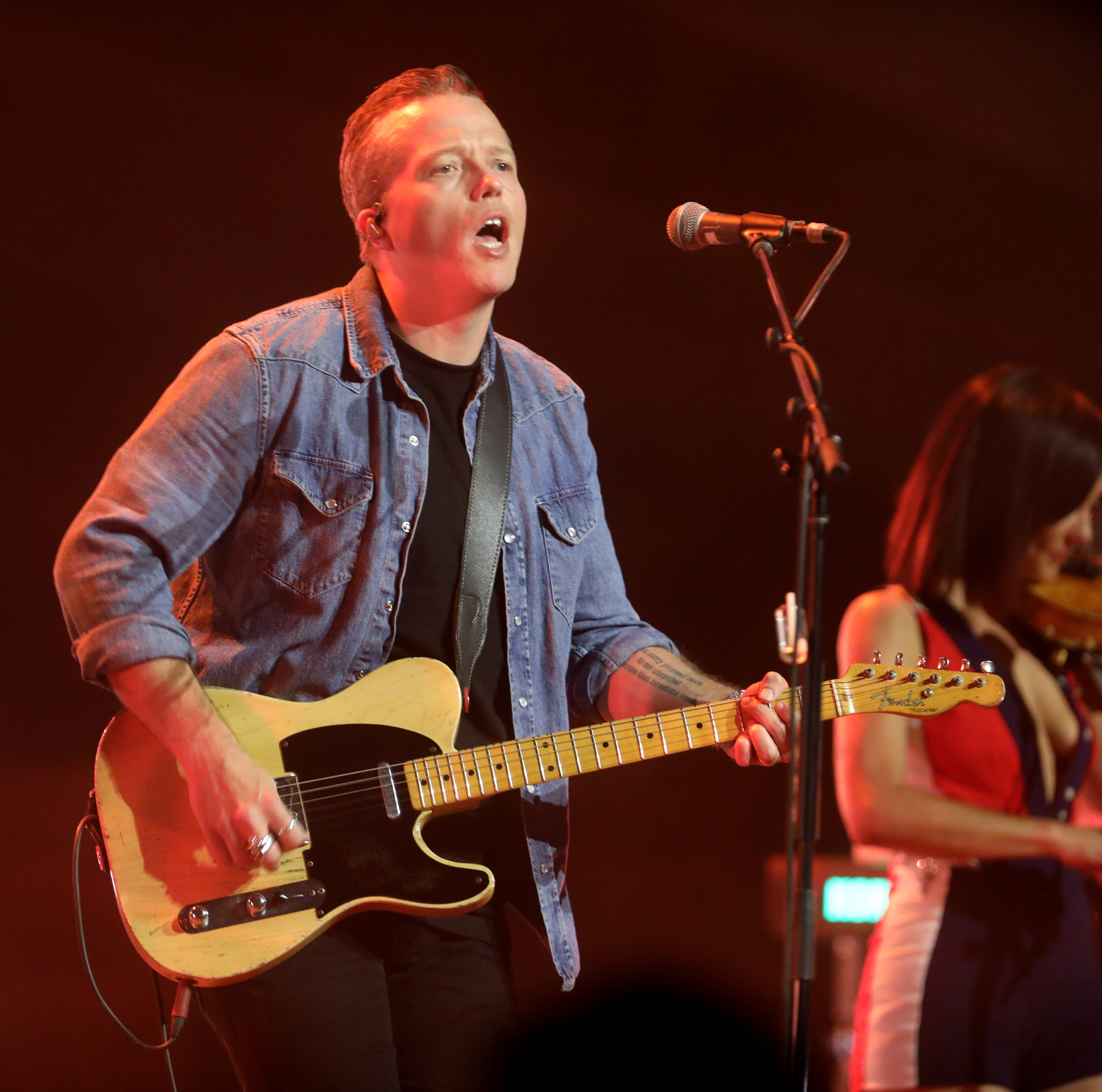Jason Isbell at the Ryman: 'Tonight, we're home'