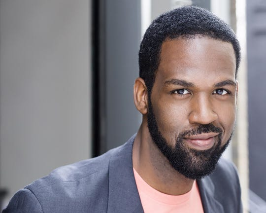 """Quentin Oliver Lee plays the iconic title role in """"Phantom of the Opera,"""" running at TPAC Oct. 24-Nov. 4."""