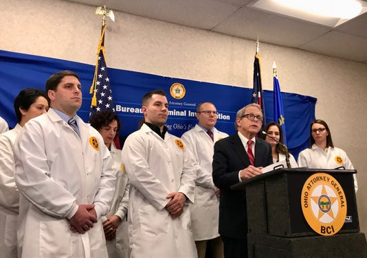 Dewine Urges Rape Kit Tracking Rape He Advocates Accountability Mechanism For Victims From A1