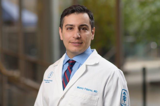Dr. Emmanouil P. Pappou is a surgeon at Memorial Sloan Kettering Cancer Center.