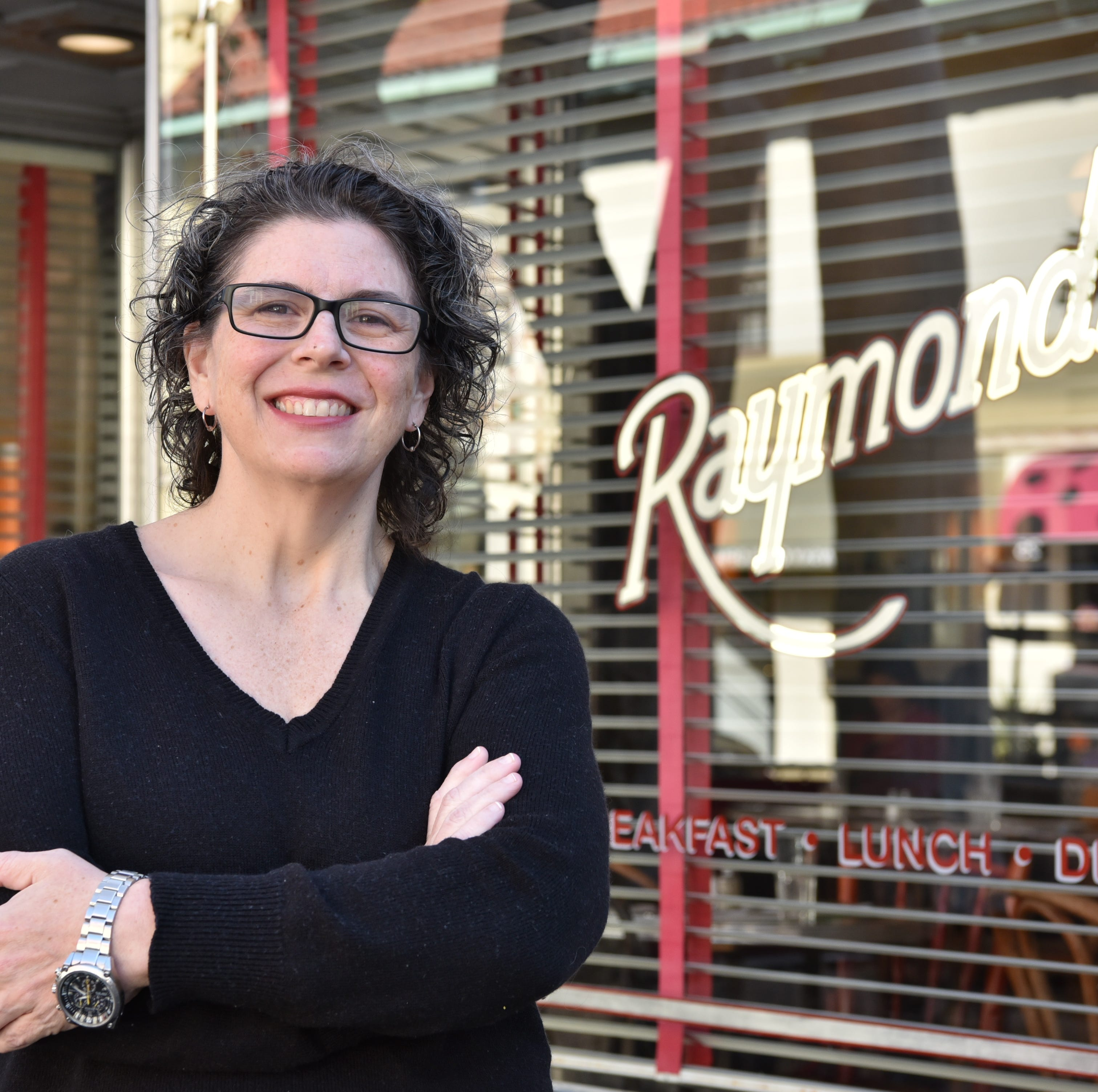 Former aspiring comic, operations manager keeps restaurants running smoothly