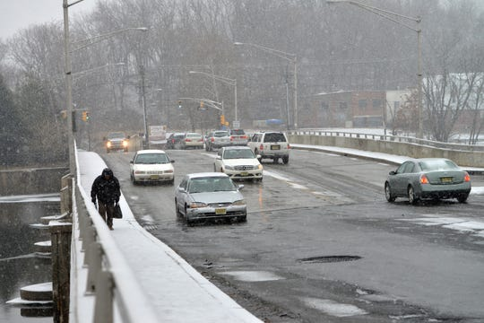The Wayne Avenue Bridge shown looking from Front Street in this file photo.