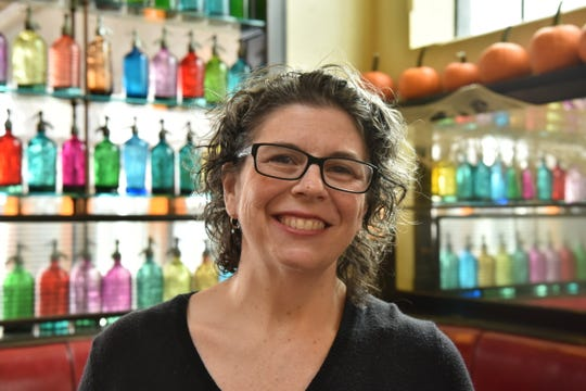 Erin Wendt, operations manager of Raymond's, poses for a photo at Montclair location.