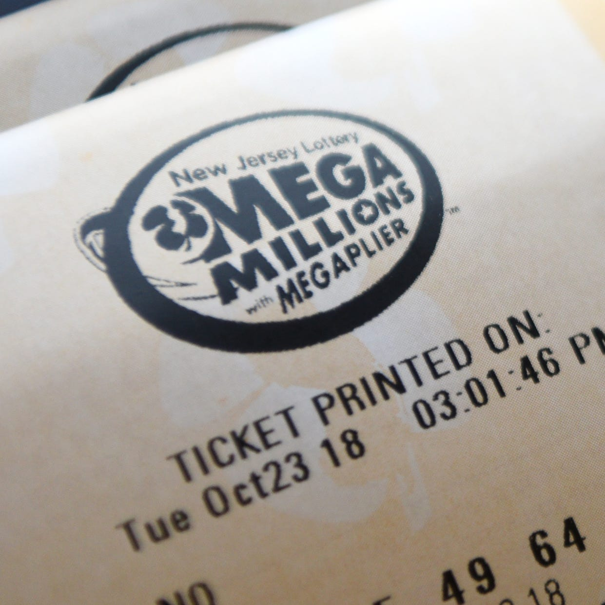 Mega Millions winning numbers for Friday, March 22