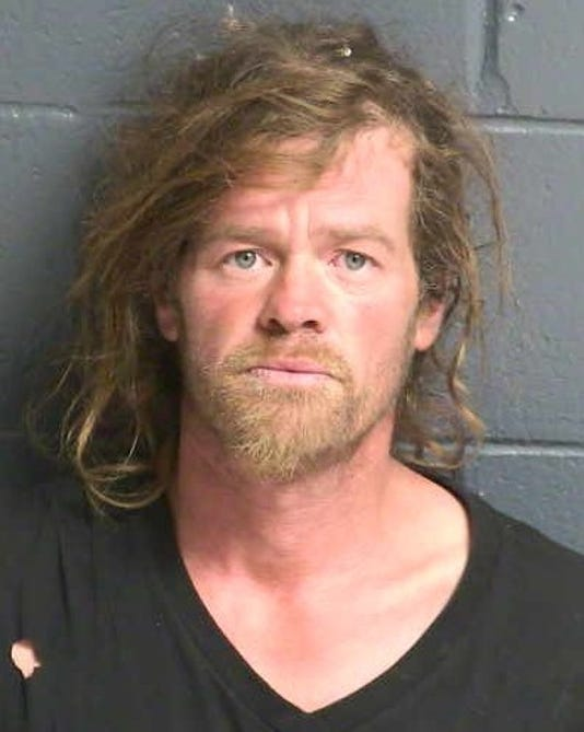 Charles Inglis Arrest Mug