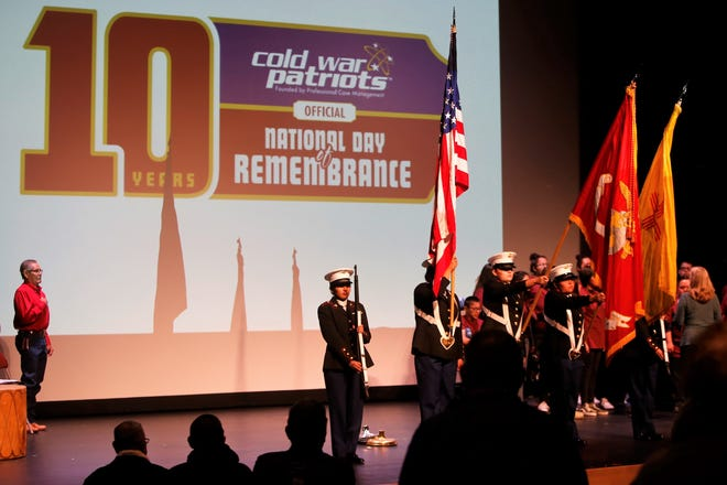 Shiprock was one of several communities nationwide chosen to participate in the Cold War Patriots 10th annual Official National Day of Remembrance event today.