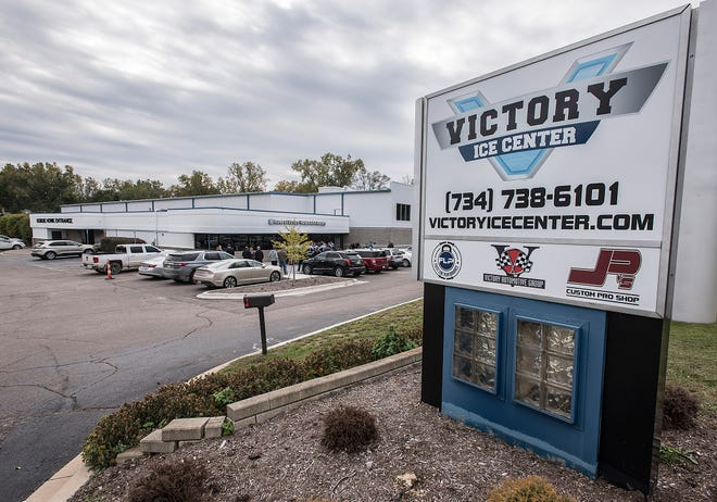 Victory Ice Center has been rebuilt after the roof collapsed at the former Arctic Pond Arena.