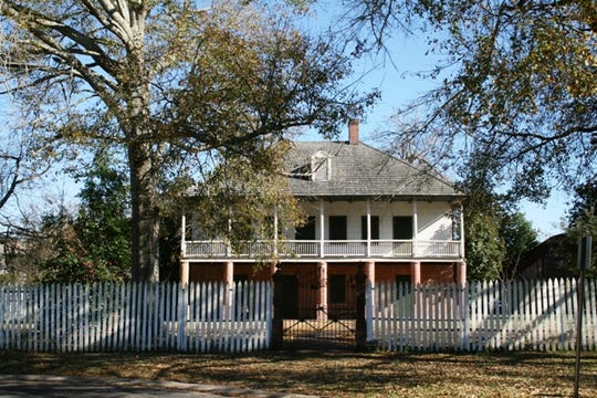 Historic Michel Prudhomme House