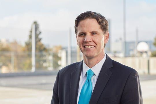 Marshall Tuck, candidate for California Superintendent of Public Instruction