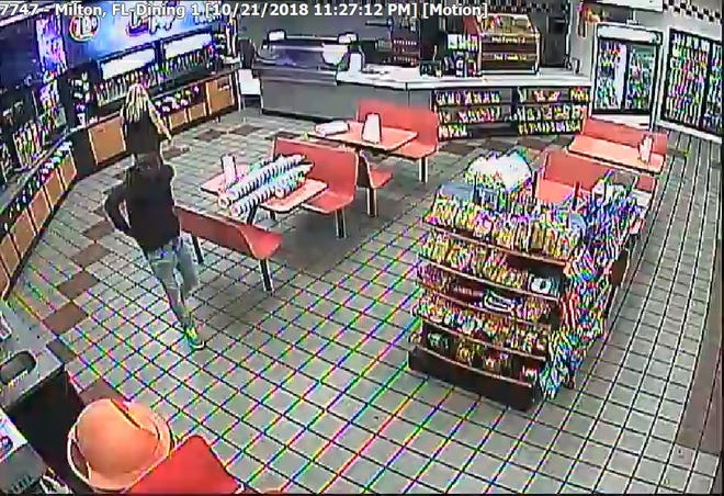 The Santa Rosa County Sheriff's Office is asking for the public's help identifying an individual who they believe may be connected to a shooting death in Milton on Sunday night.