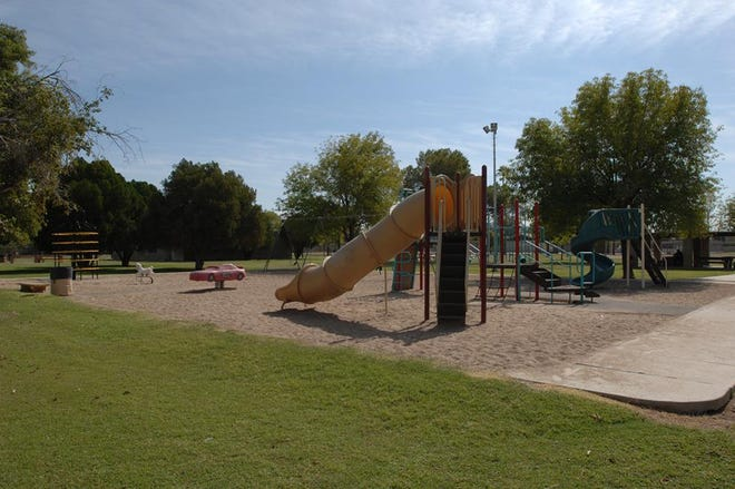 The Tempe City Council voted to hire armed security guards to patrol Clark Park (pictured here) and other city parks.