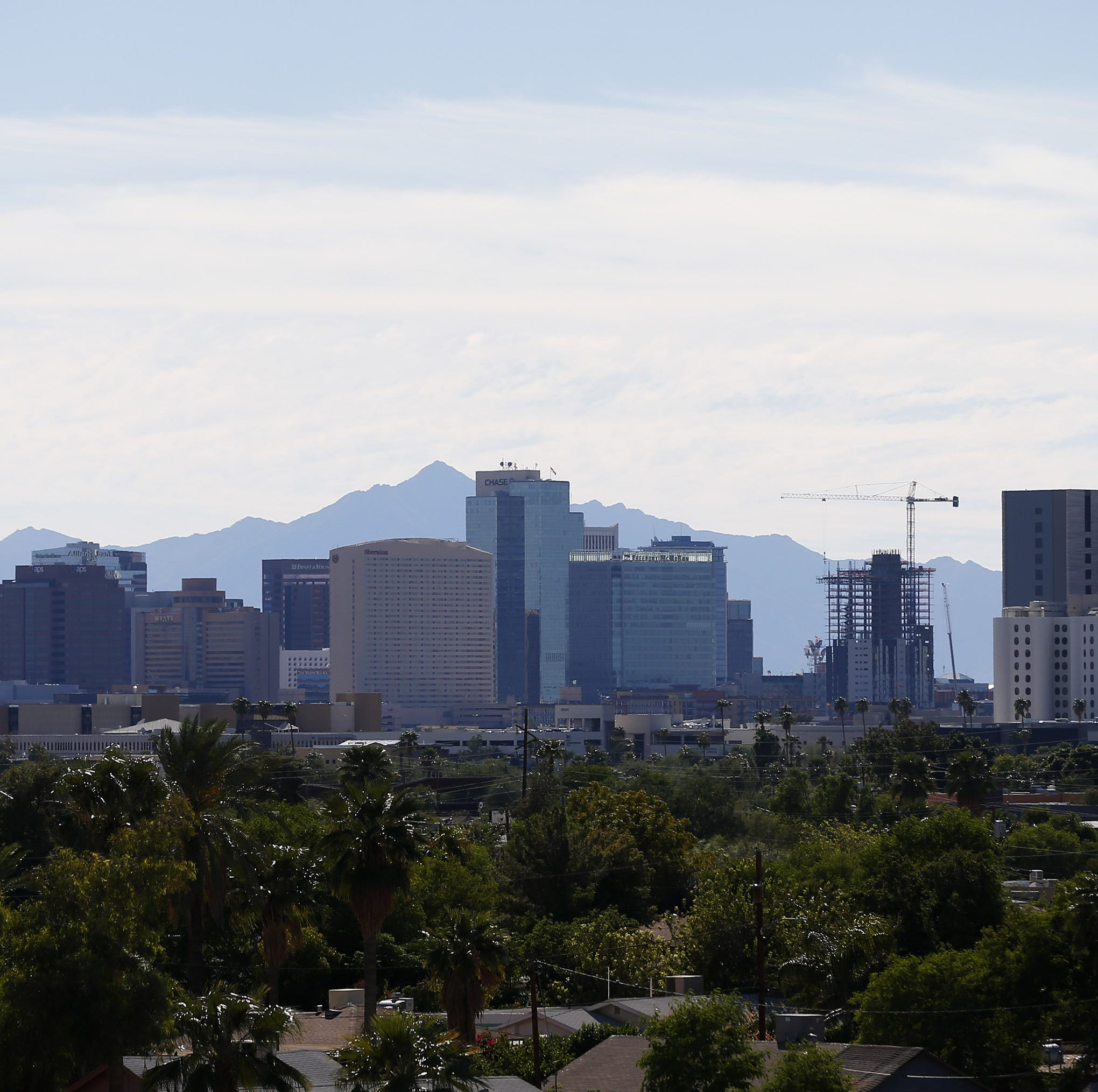 Buckeye, Phoenix are fastest growing cities in the United States