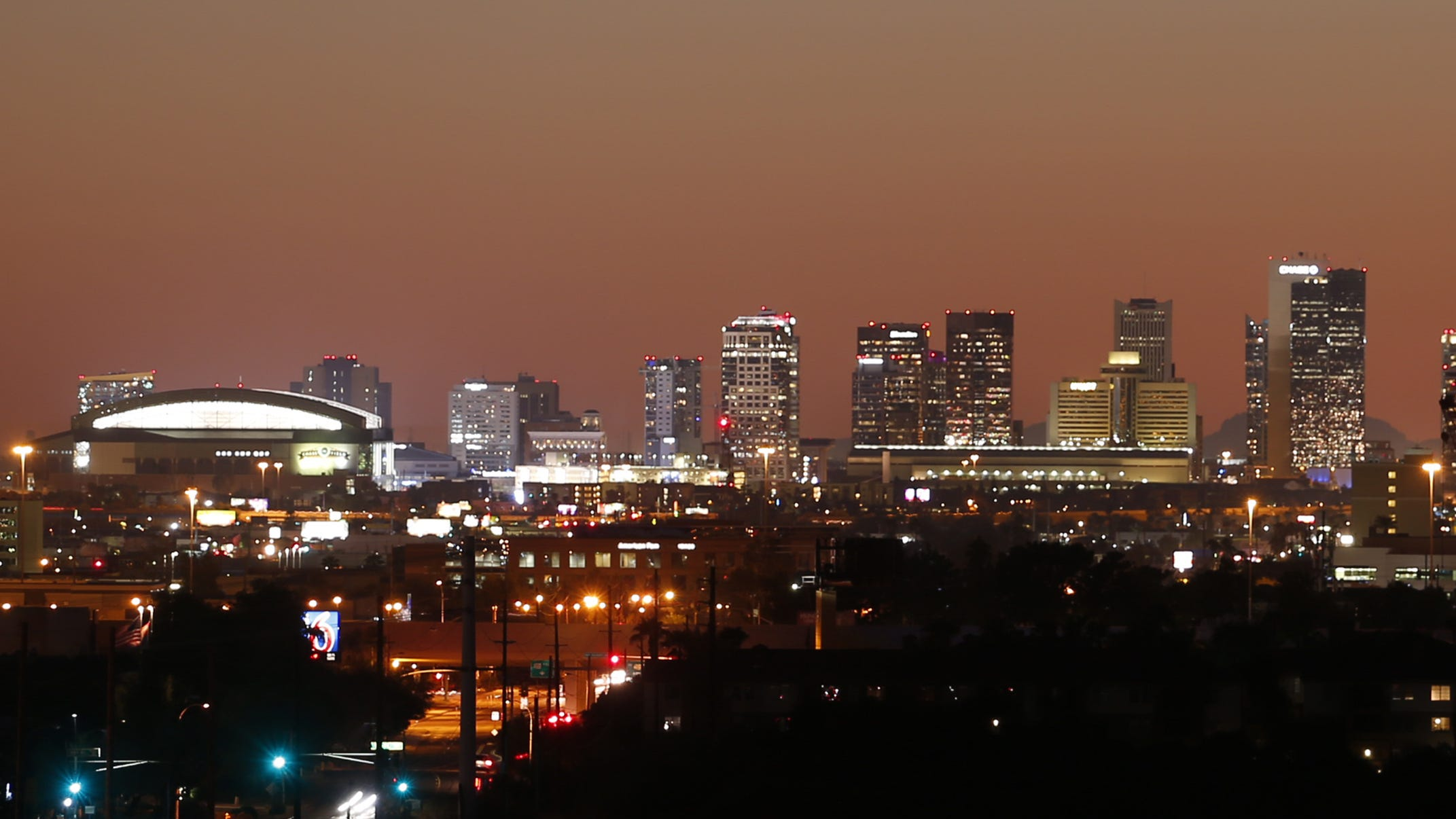 Could population growth propel Phoenix and Tucson to merge?