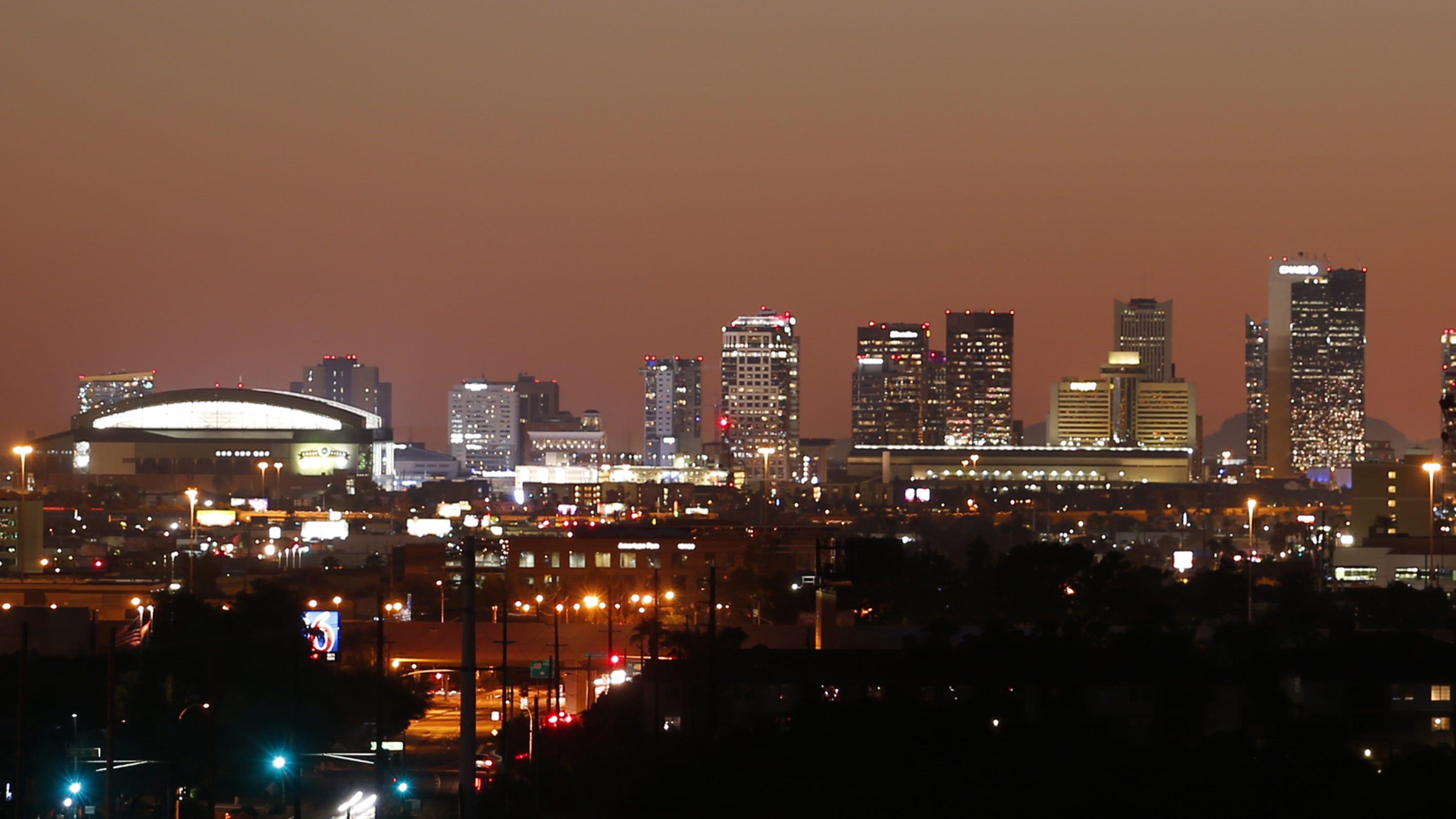 University Of Phoenix Employment >> Watching downtown Phoenix's comeback