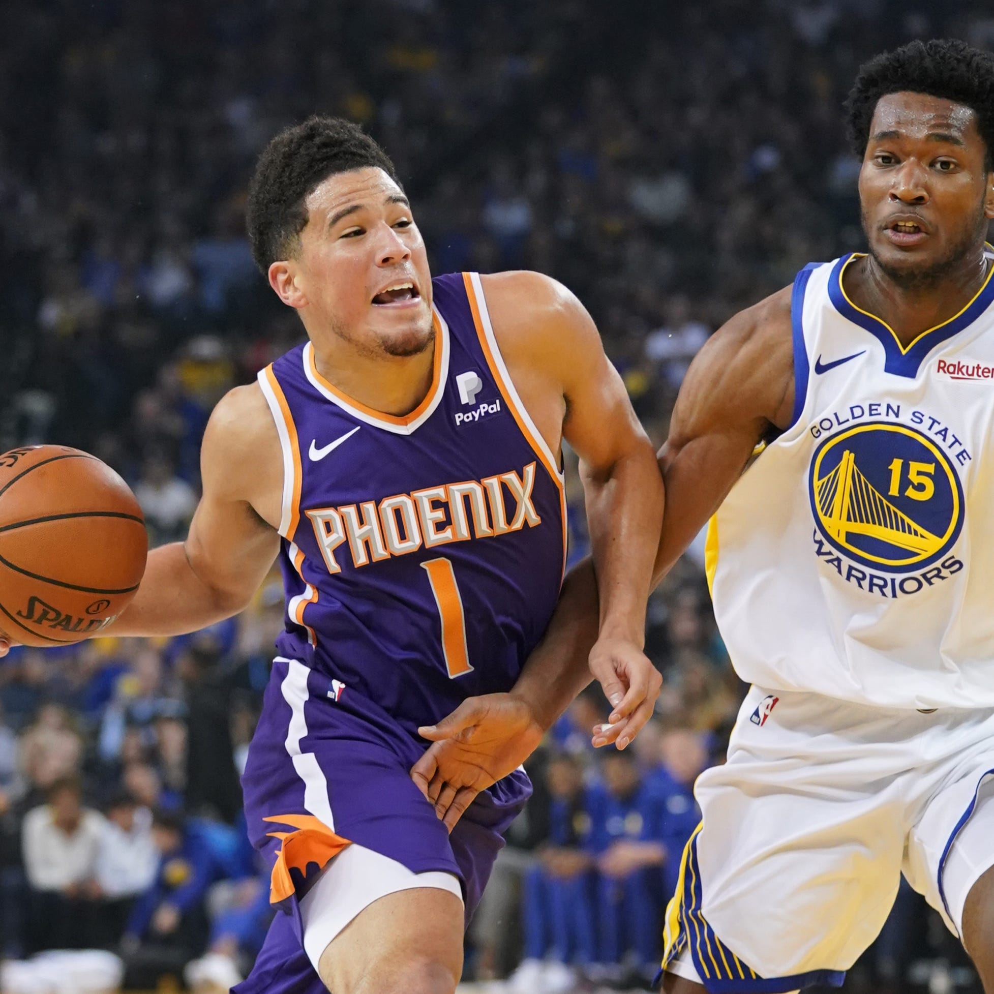 Phoenix Suns look to rebound at home against LeBron James, winless Los Angeles Lakers
