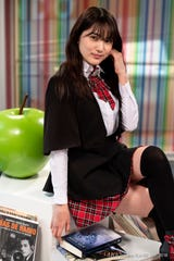 La joven actriz japonesa Anna Iriyama, es Keiko.