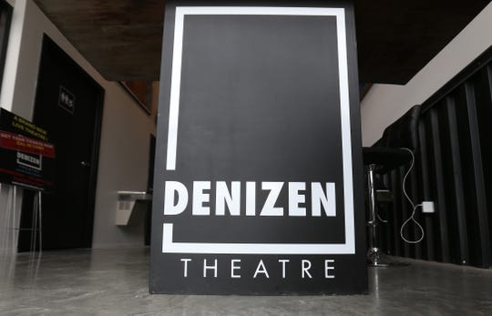 Denizen Theatre in New Paltz on October 10, 2018.