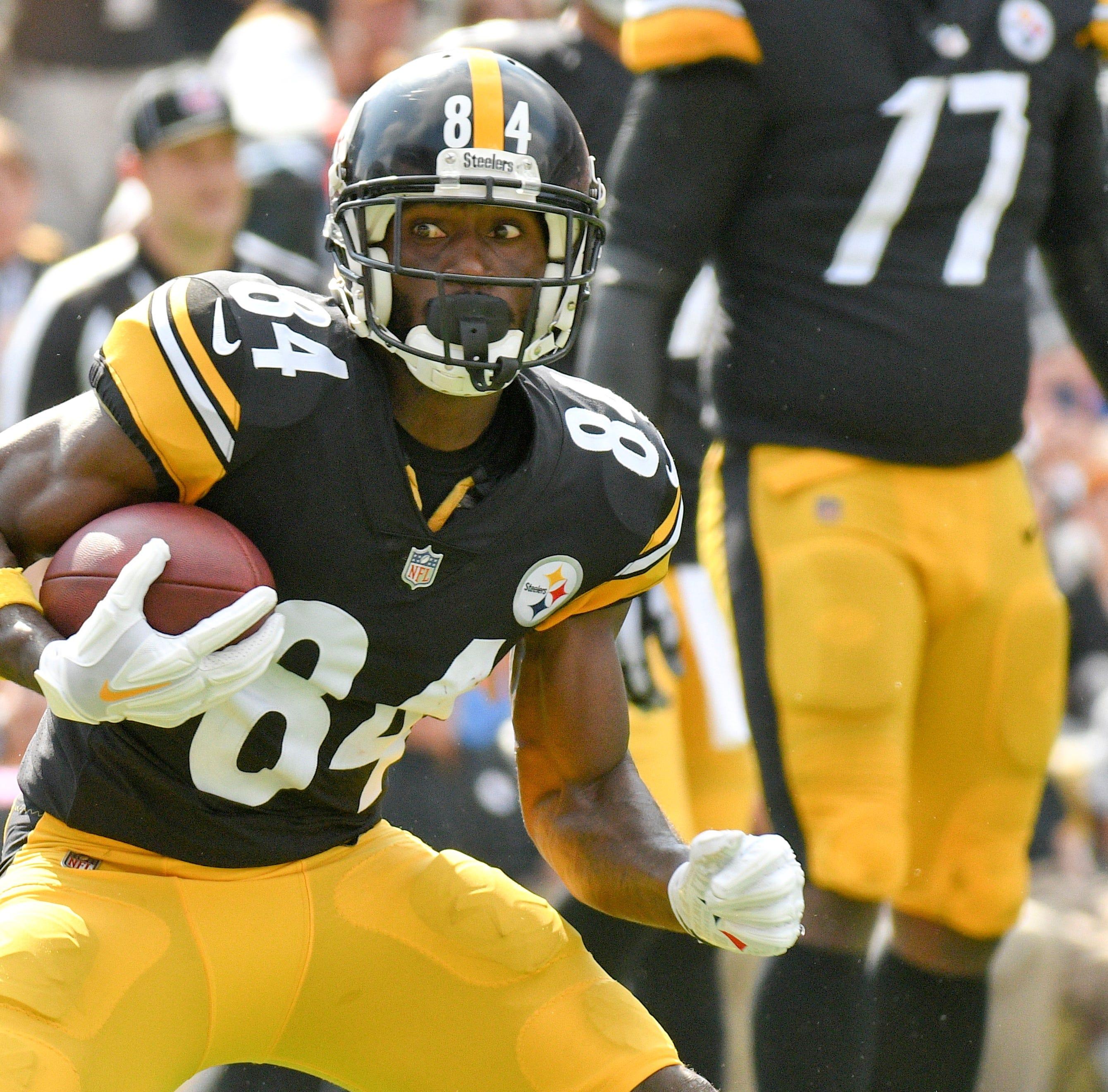 GORMAN: Pittsburgh Steelers got fleeced by both Antonio Brown and Oakland Raiders