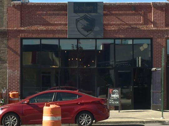 Brauhaus 701 occupies the former Good Luck Macbeth theater space in Midtown Reno.