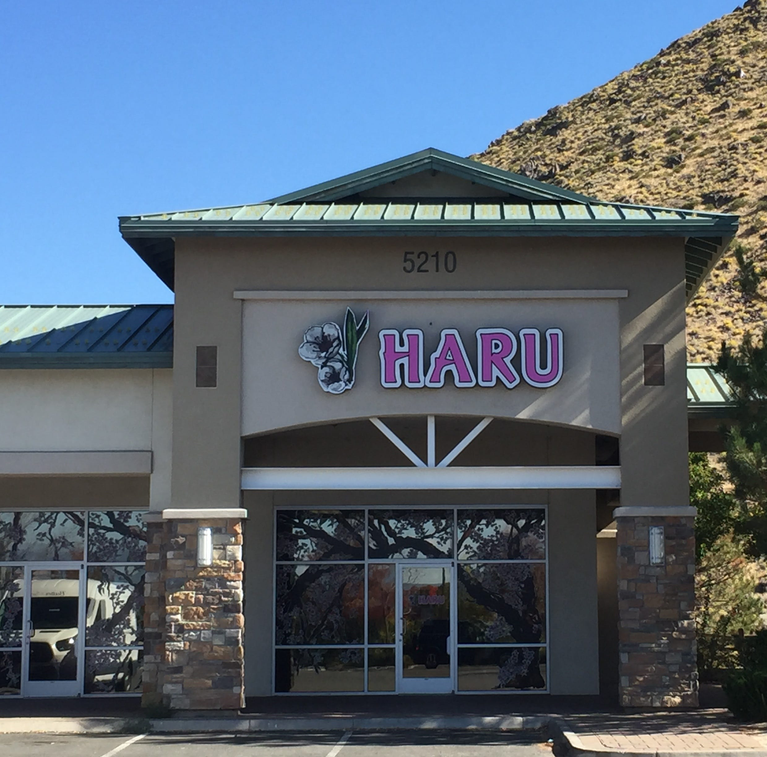 Welcome, Haru. Reno needs your real Japanese food