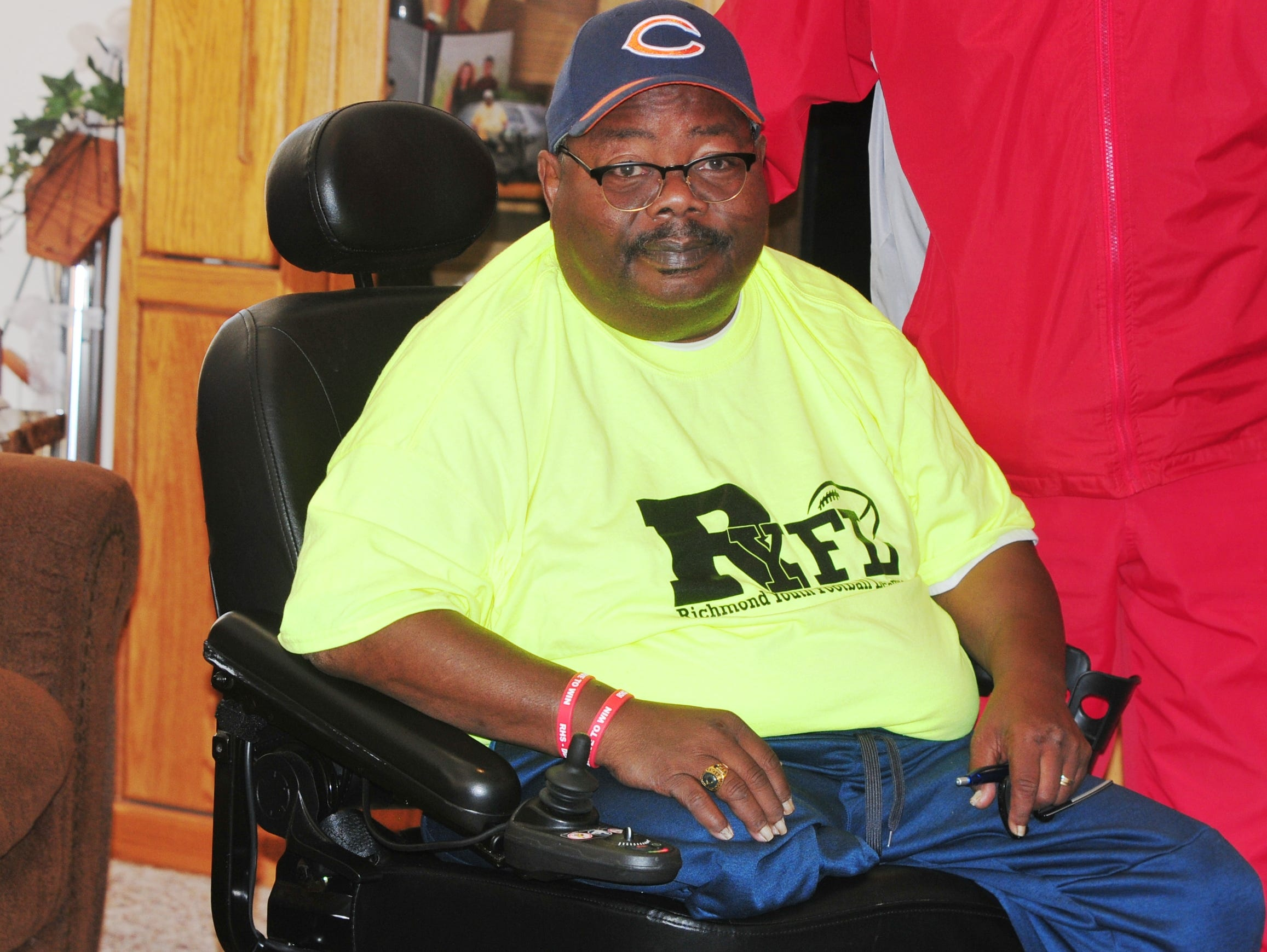 Work, faith and football: The story of Tommy Williams