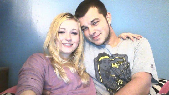 Amber Washburn, 24, left, and Joshua Niles, 28, both of Sodus, were killed on Oct. 22, 2018.