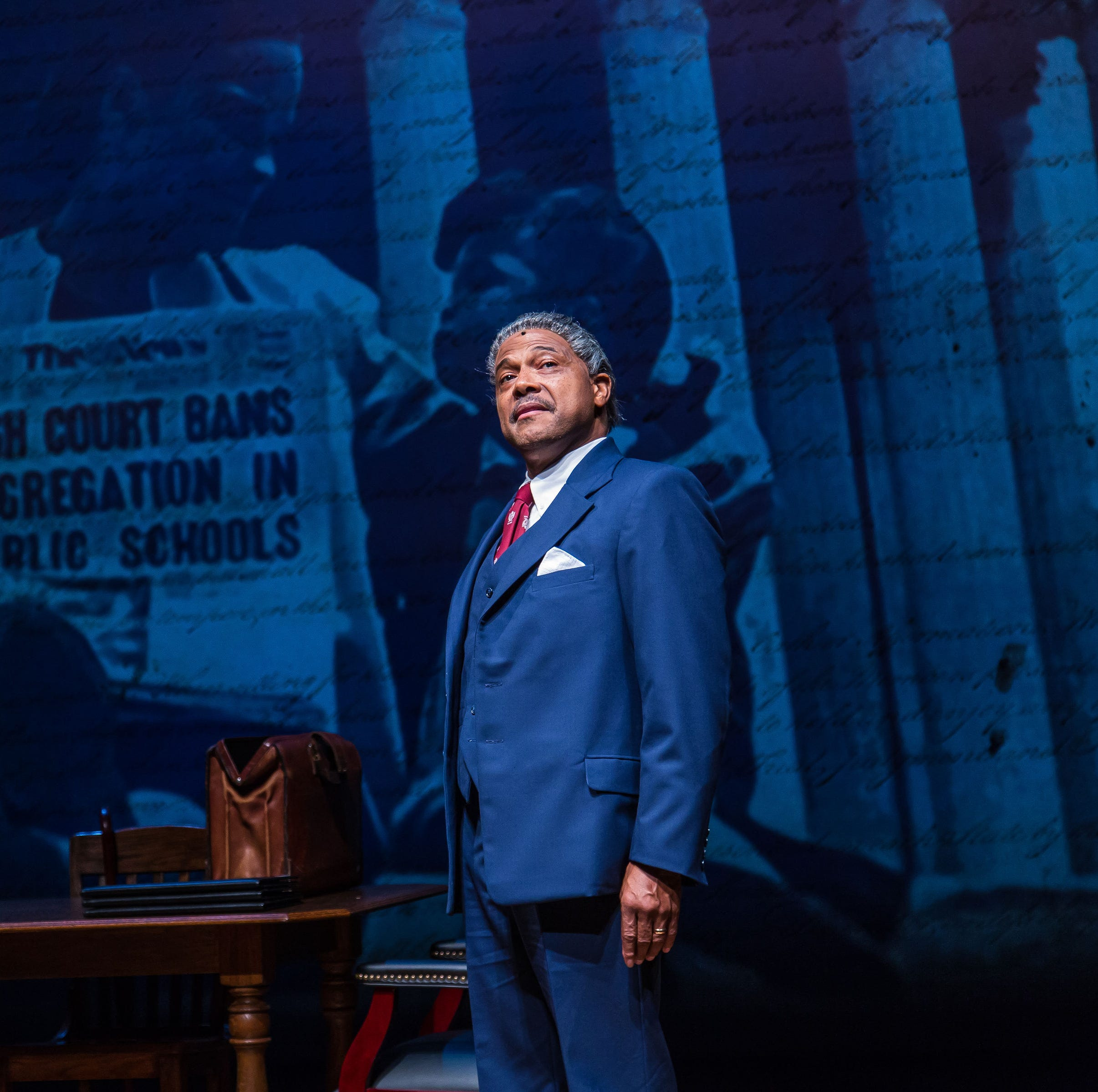 Geva's 'Thurgood' shows bravery, vision, humor of a legend: Review