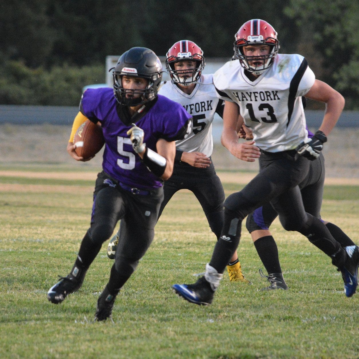 Undefeated Los Molinos, Greenville meet; Redding Christian QB leads state in 8-man yards