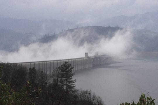 Federal officials want to raise the height of Shasta Dam to store more water in Lake Shasta.