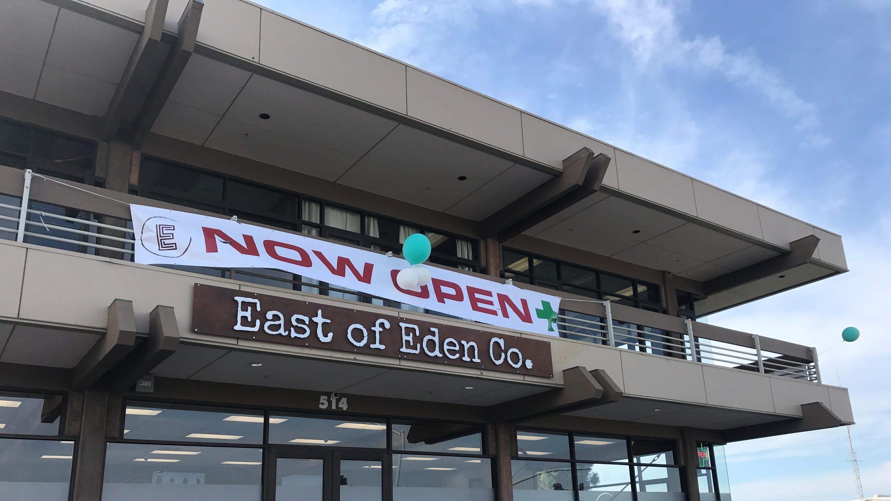 New marijuana dispensary opens in Salinas