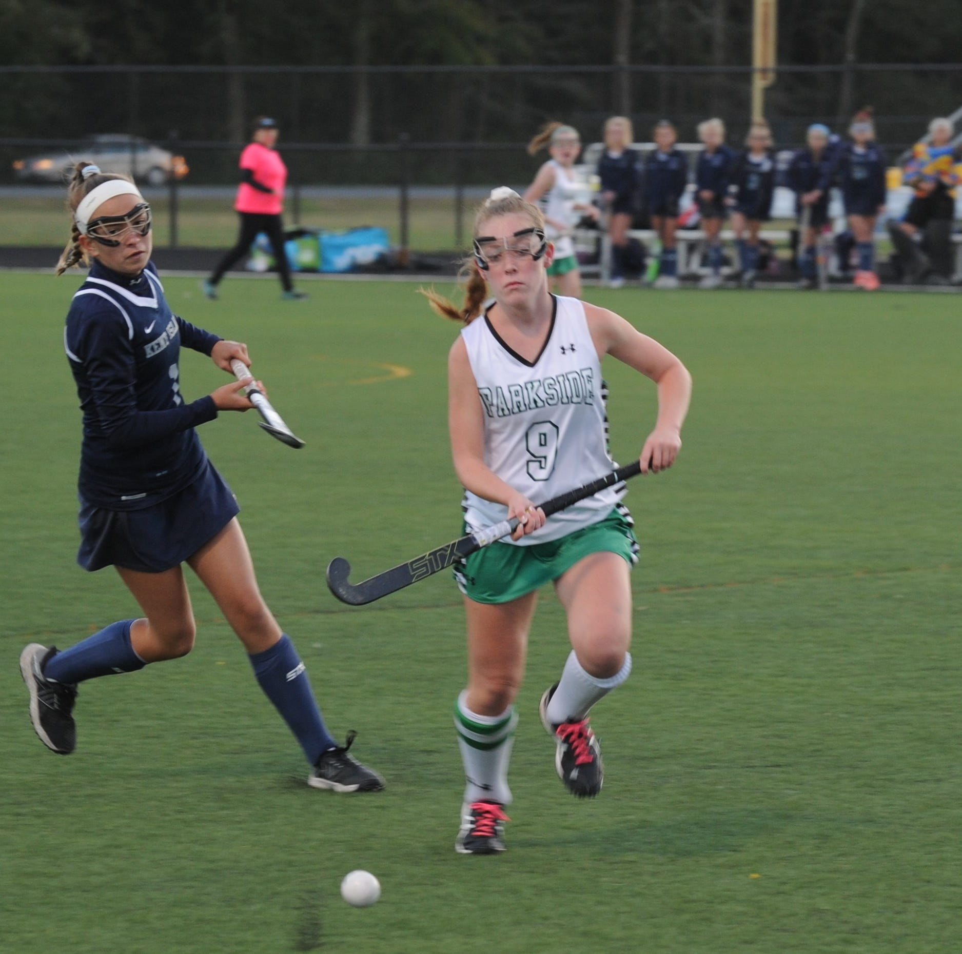 Parkside sweeps conference awards: All-Bayside field hockey selections