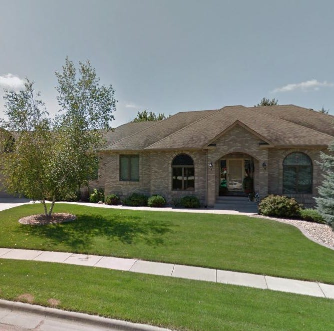 $842,500 southeastern Sioux Falls home on shady lot tops home sales report