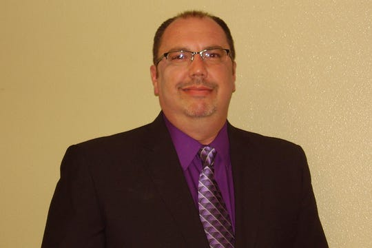 Chad Skiles is running for a seat representing District 16 in Pierre.