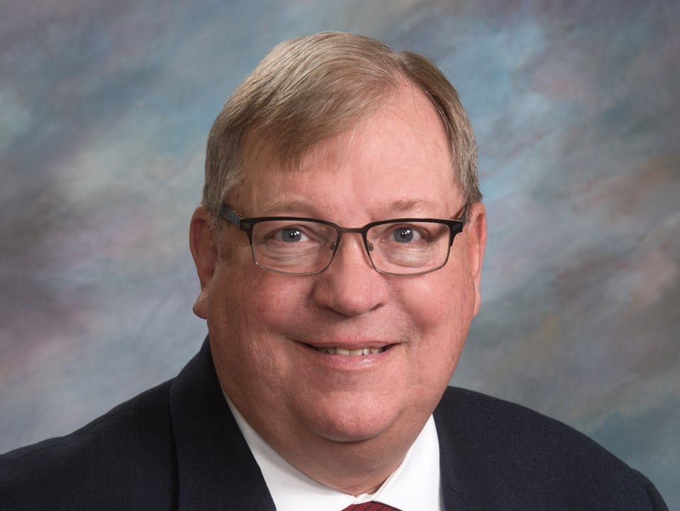 Mark Willadsen is running for a seat representing District 11 in Pierre.