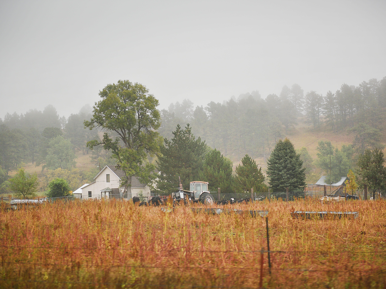 Pine Ridge Reservation Tuesday, Sept. 18, in Pine Ridge.