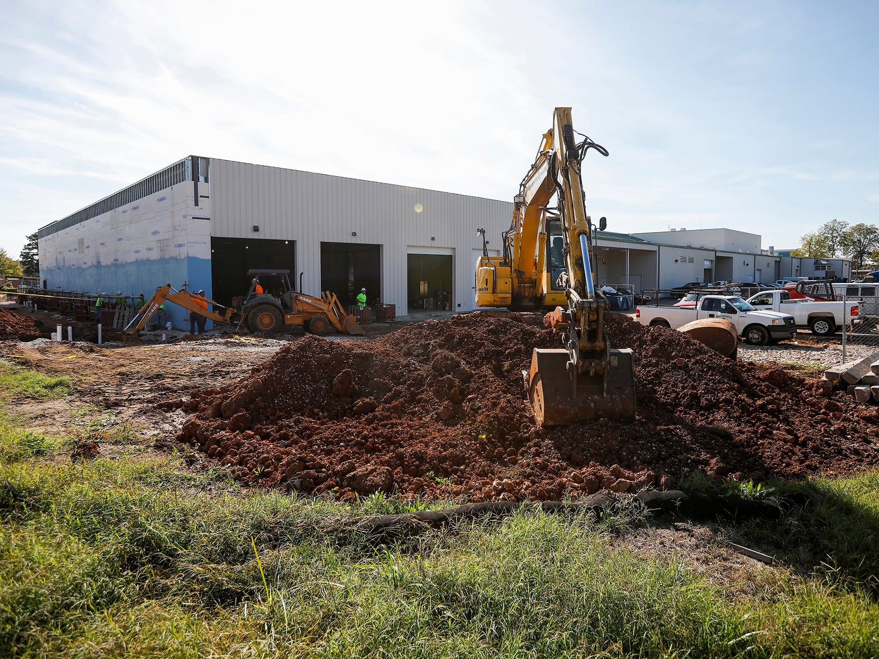 The MHC Diesel Training Center at OTC will open in January. The 12,500-square-feet addition is expected to cost $2.2 million.