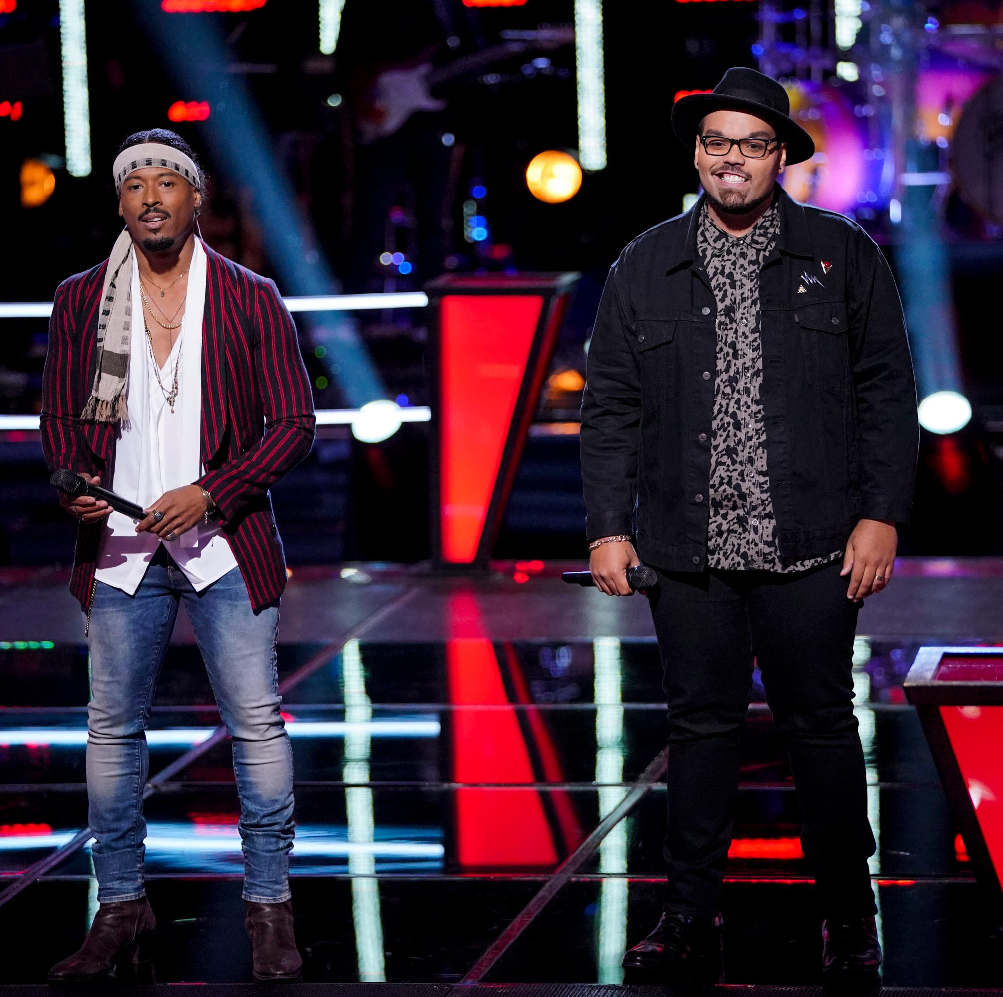 Fishersville's Matt Johnson doesn't advance in Battle Rounds on 'The Voice'