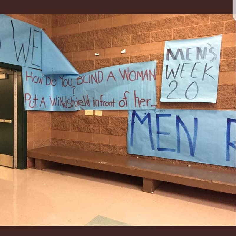 Snow Canyon High School hosts 'Men's Week,' prompting community outrage