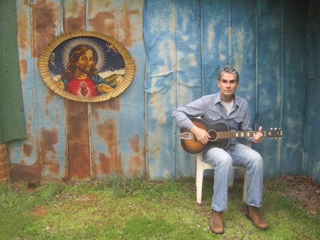 """Now is your chance to meet the man who grew up surfing in Pensacola. The singer-songwriter Jim White will bring his off-kilter wit and musical acumen from North Georgia to an """"eccentric folk"""" show at 7 p.m. Saturday at The Galley at High Cotton, 230 Water St. in downtown Apalachicola. The White show will feature tunes from his numerous albums and serve as a benefit concert for Hurricane Michael relief. Tickets are $20 per person, or more if anyone has deep pockets and is in a giving mood. It's a BYOB affair. For more information or to reserve a space, call 850-316-0630."""