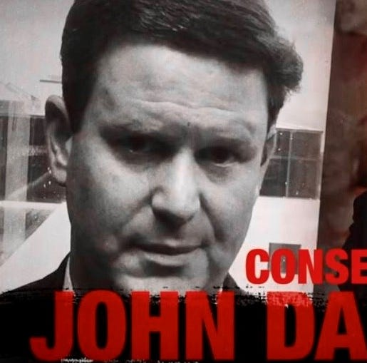 Daniels attacks Dailey for GOP support, Dailey calls him 'desperate'