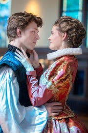 """Shakespeare in Love"" runs this weekend at Florida State University."
