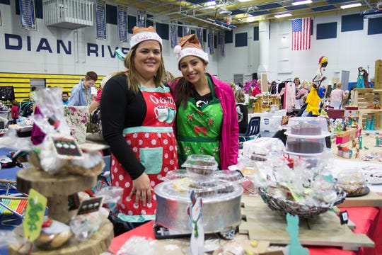 The DECA Bazaar will feature hundreds of craft and gift items including holiday decorations, toys, fabric, and more. A portion of the proceeds benefits the IRSC President's Challenge Scholarship Fund.
