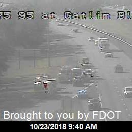Man killed after losing control of vehicle on Interstate 95 exit ramp in Port St. Lucie