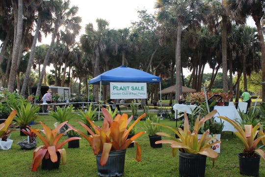 Great plants outdoors and household goods indoors -- enjoy a wonderful day of relaxed shopping at the Mega Sale, Saturday, Oct. 27.