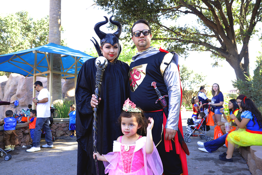 Enjoy some pre-Halloween festivities at Boo at the Zoo in October.
