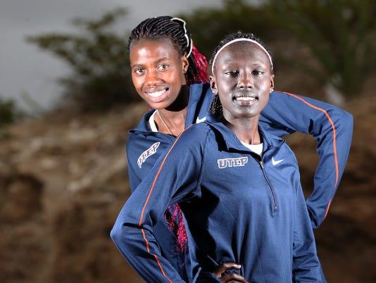 Main Utep Runners