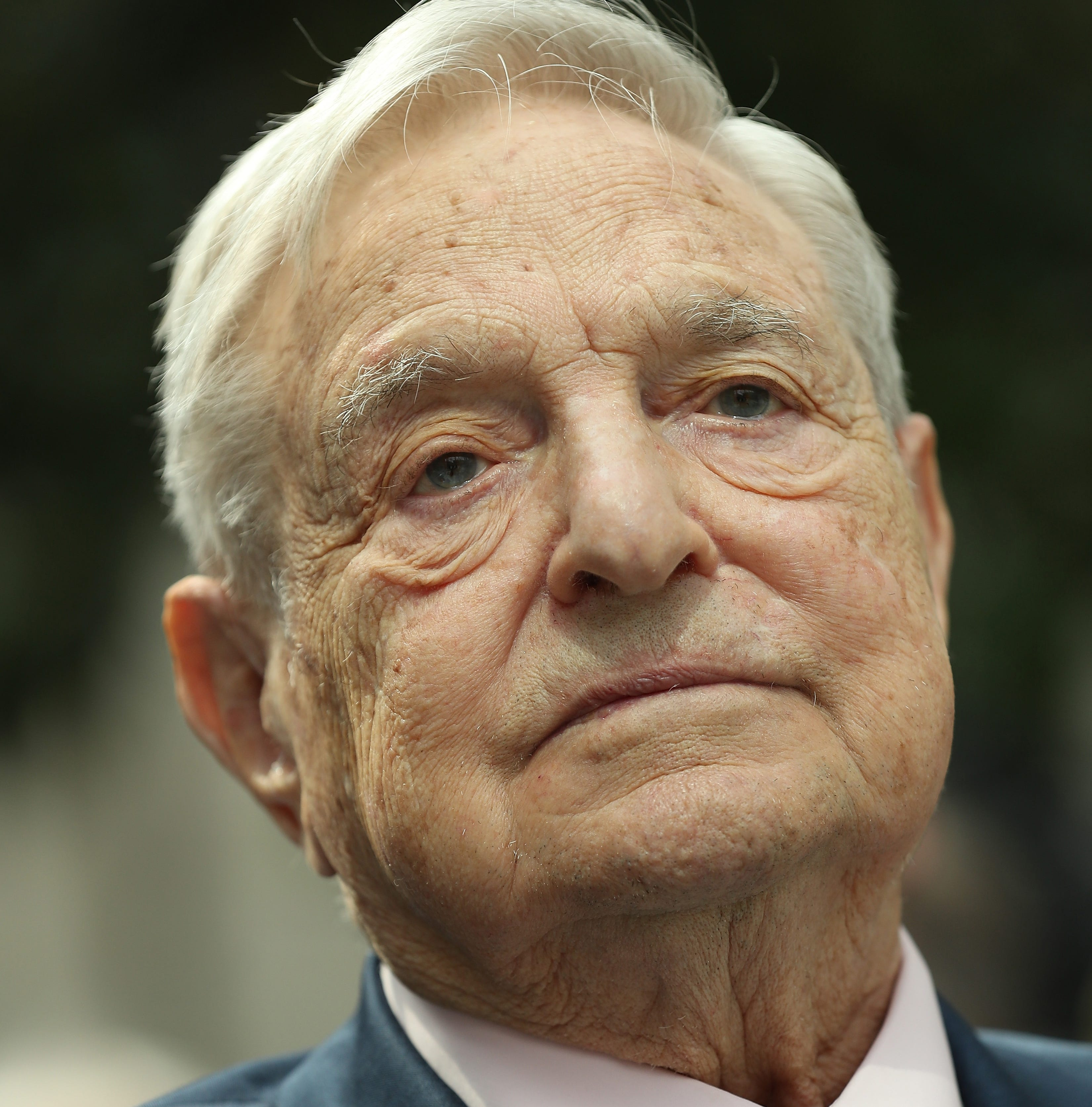 Bedford: Explosive device found in mailbox of George Soros' private company